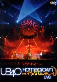 Cover UB40 - Homegrown In Holland Live [DVD]
